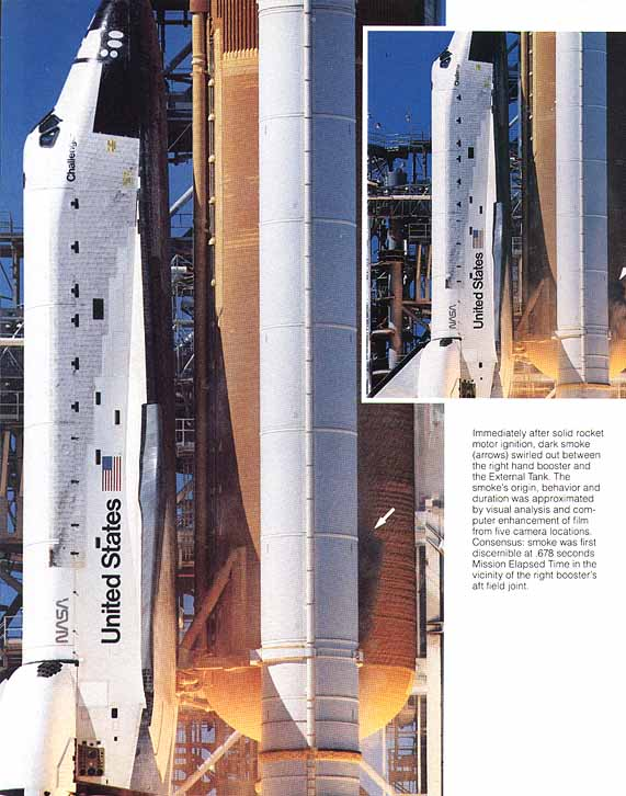 Space Shuttle and O-Rings